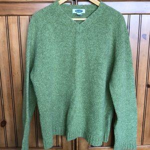 Old Navy v-neck sweater. XL